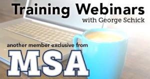 Training Webinar Header